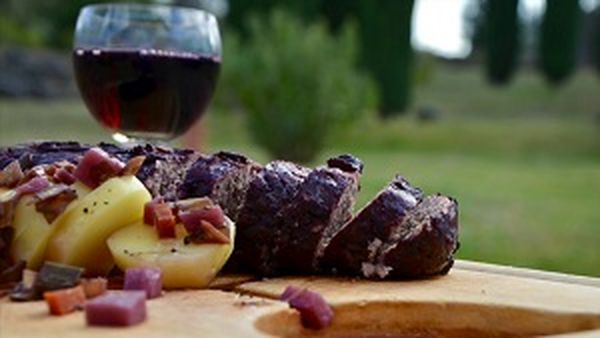 Burgundy and Beaujolais Secret Wine Tour food meal recipes