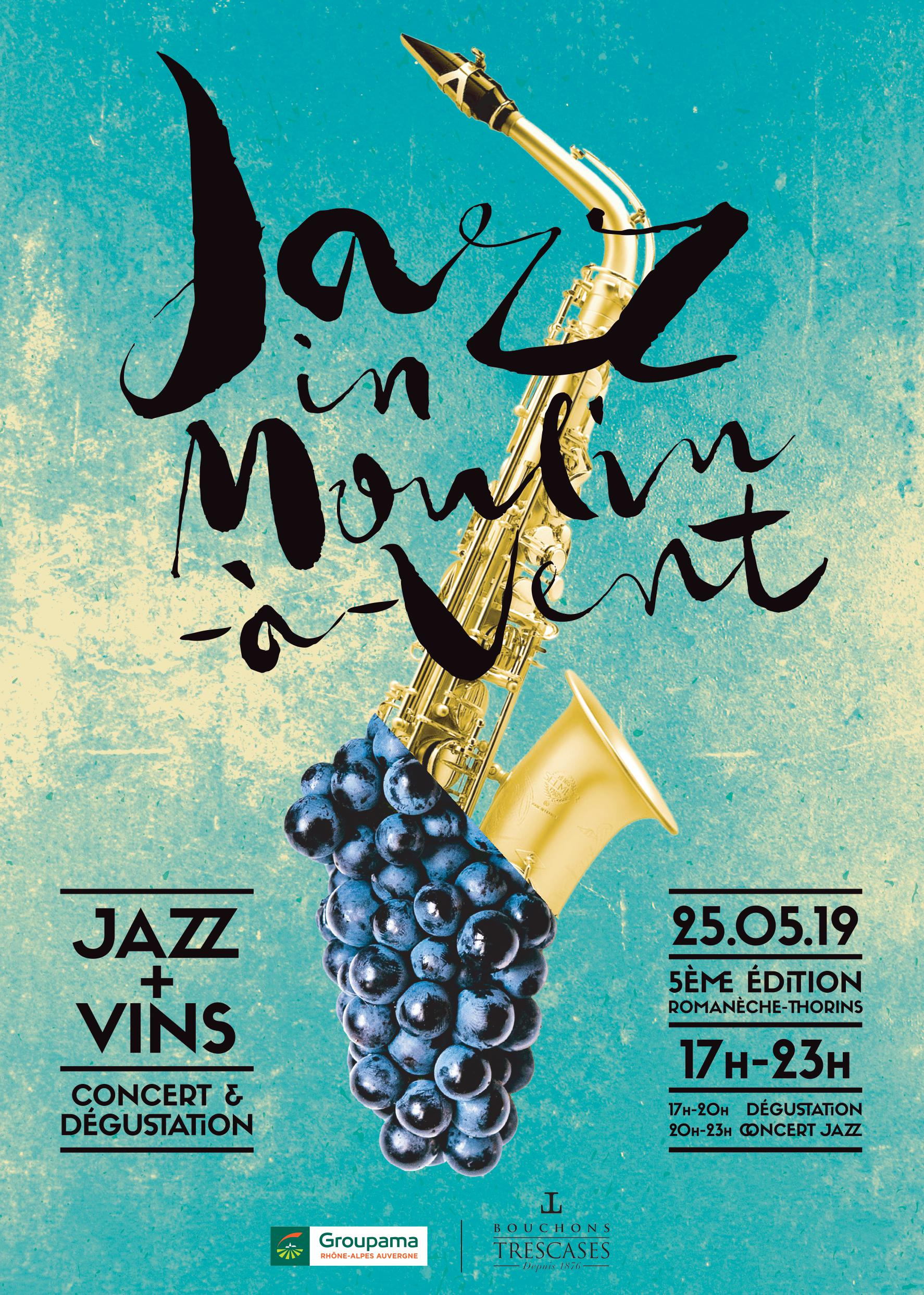 beaujolais jazz wine tour france