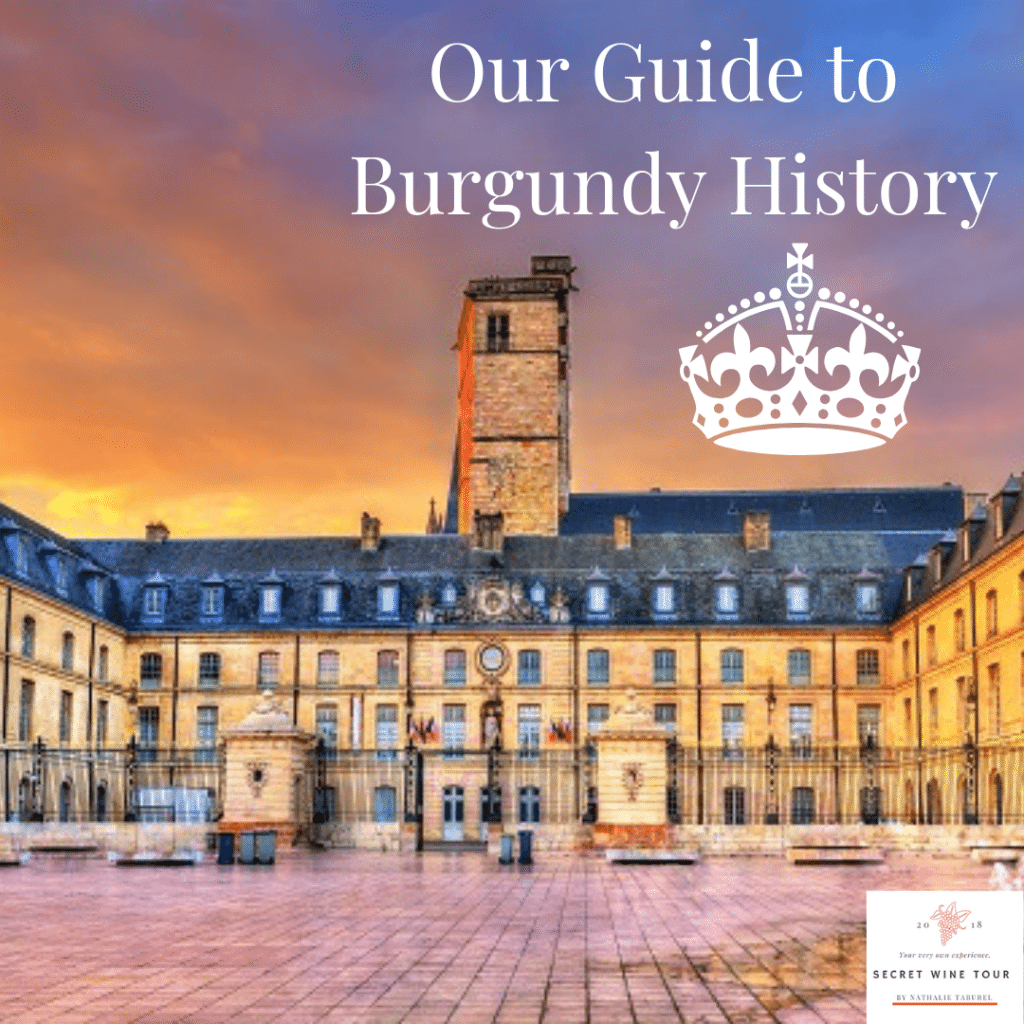 our guide to burgundy history