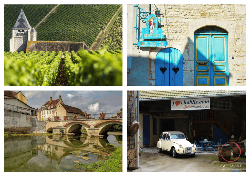 Burgundy Chablis wine tour
