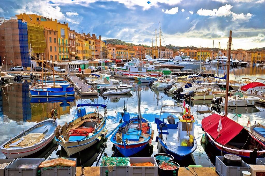 luxury wine tour in southern France Saint Tropez Cote d'Azur French Riviera